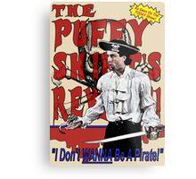 The Puffy Shirt's Revenge Metal Print