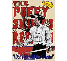 The Puffy Shirt's Revenge Photographic Print