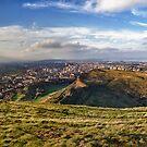Edinburgh Landscape by MarceloPaz
