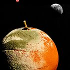 Planet Orange by Robert Down