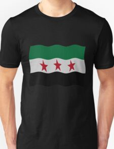 Syrian Republic 1932-59 1961-63 Unisex T-Shirt