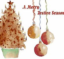 A Merry festive season! by Maree Clarkson