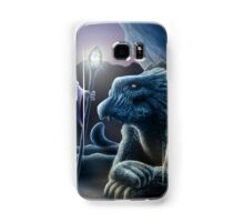 The sorceress and the dragon Samsung Galaxy Case/Skin