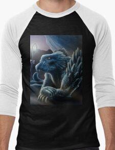 The sorceress and the dragon Men's Baseball ¾ T-Shirt