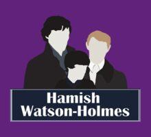 Hamish Watson-Holmes by Anglofile