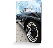 mercedes Benz Greeting Card