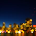 City Bokeh by Erika  Hastings