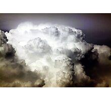 Storms Brew Photographic Print