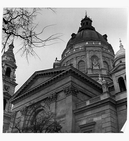 St. Stephen's Basilica, Budapest Poster
