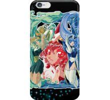 Magic Knight Rayearth iPhone Case/Skin