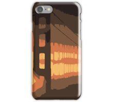 Gilded Span iPhone Case/Skin
