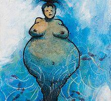 I Feel Like a Whale by BabeInTheBump