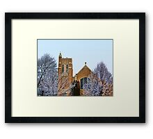 Christmas Morning 2 Framed Print