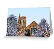 Christmas Morning 2 Greeting Card