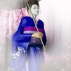 Geisha&#x27;s Smile by Axel-Doi
