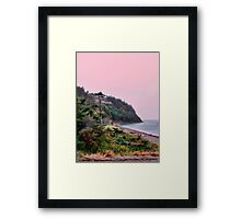 A Lonely Impulse of Delight Framed Print