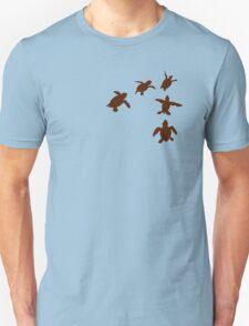 turtle birds T-Shirt