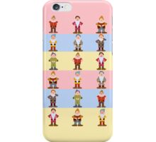 Seven Dwarfs iPhone Case iPhone Case/Skin