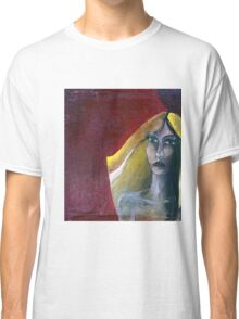 Maroon Sadness Classic T-Shirt