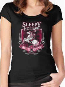 Headless Horseman Women's Fitted Scoop T-Shirt