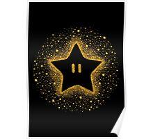 Invincible Starburst Poster