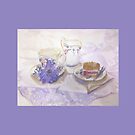 Radfordian Cream Tea by Patsy L Smiles
