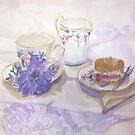 Radfordian Teatime by Patsy L Smiles