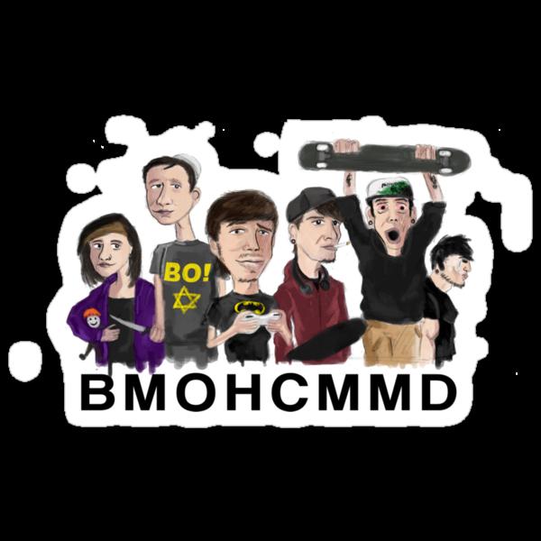 bmohcmmd by CrosbyDesign
