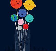Planet Pops by Corinna Djaferis