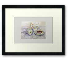 My Favourite! Framed Print