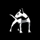 Bull Terrier by cerio