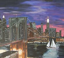 Brooklyn Bridge by Lambertino by elvis2