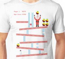 Santa Kong Unisex T-Shirt