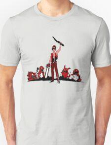 Ash Pokemon Zombie Master Red T-Shirt