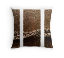 Rope (Triptych) Throw Pillow