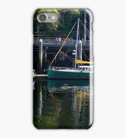 Harbour light 1 iPhone Case/Skin