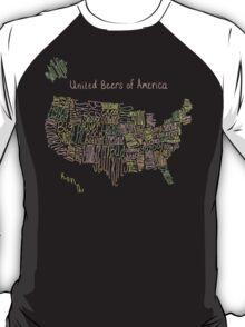 United Beers of America T-Shirt
