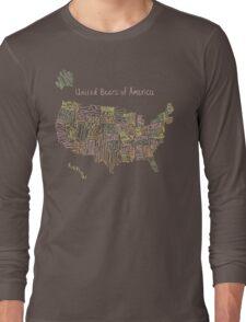 United Beers of America Long Sleeve T-Shirt