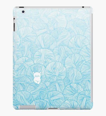 Yarn Ball Pit iPad Case/Skin