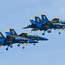 Blue Angels Dirty Diamond by Henry Plumley