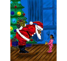 """Gift For Santa"" Photographic Print"