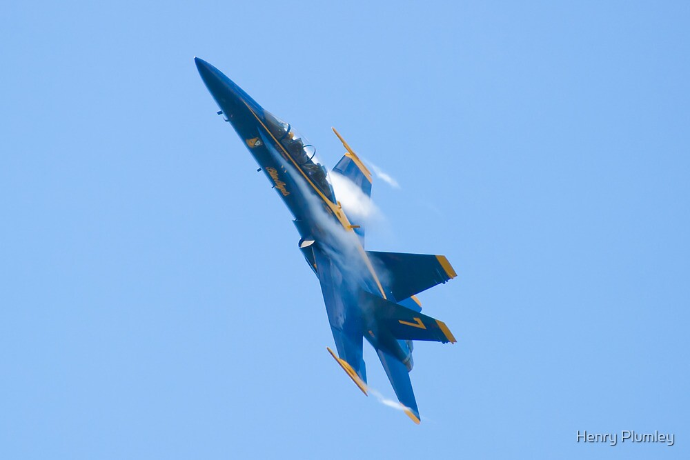 Blue Angels Solo #5(#7) by Henry Plumley