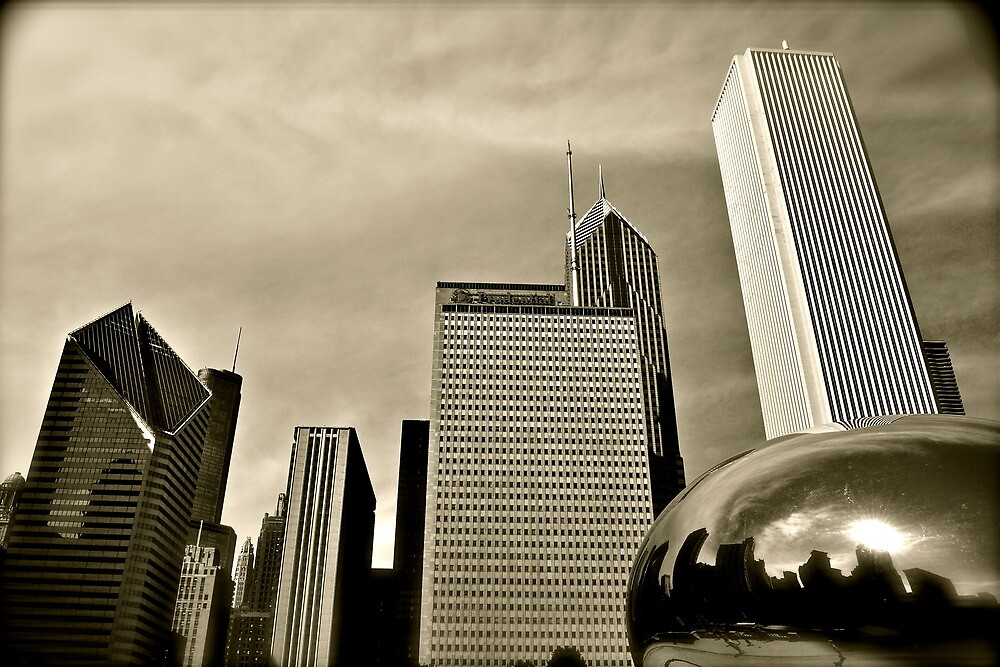 The Bean V by Ginadg73