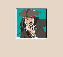 Digiter - Jack Sparrow Tee Womens Fitted T-Shirt
