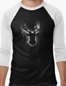Spray stag Men's Baseball ¾ T-Shirt