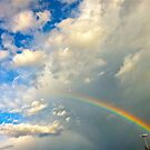 Somewhere over the Rainbow by Ginadg73