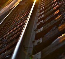 This side of the Tracks I by Ginadg73