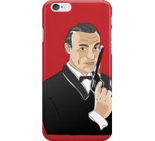 Digiter - Bond, Sean Connery iPhone case iPhone Case/Skin