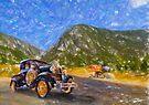Antalya To Konya by Ted Byrne