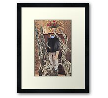 ' Untitled' Framed Print